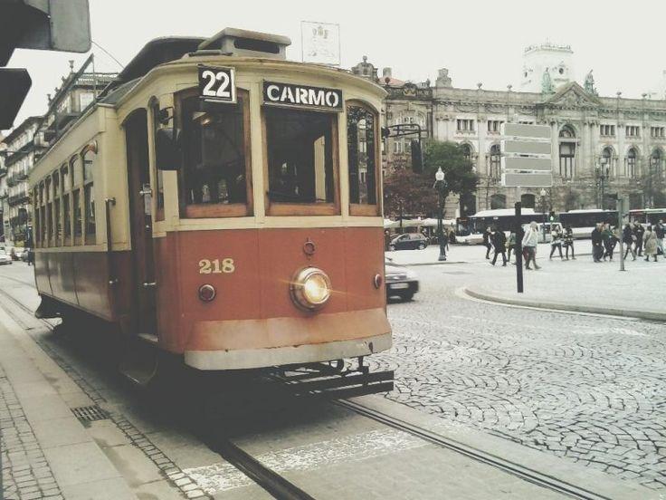 Tram 22, Carmo-Batalha (Porto)