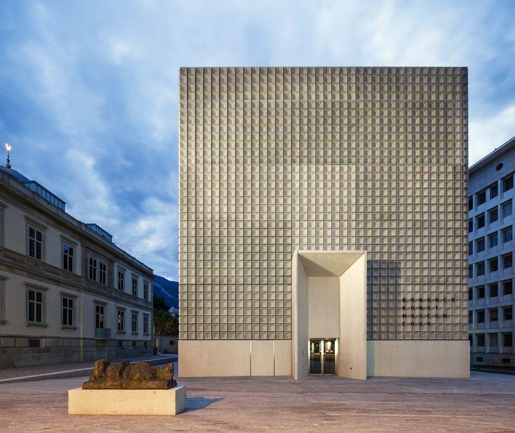 Barozzi / Veiga, Marcela Grassi · Bündner Museum