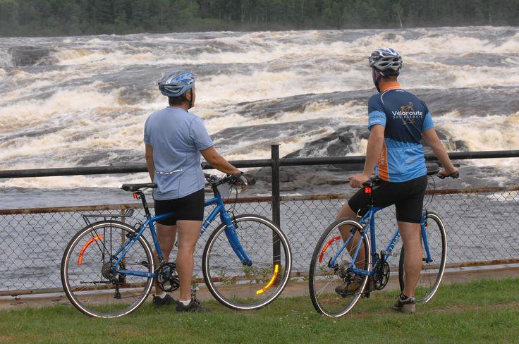 La #veloroute des Bleuets est facilement accessible de mai à octobre. Pour plus d'informations : http://www.saguenaylacsaintjean.ca/fr/members/129?type=activity&type_id=72 #Saguenay_Lac