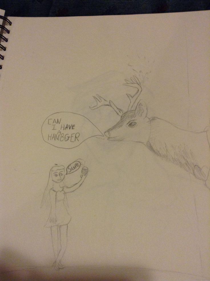 Just a little doodle