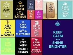keep. calm.