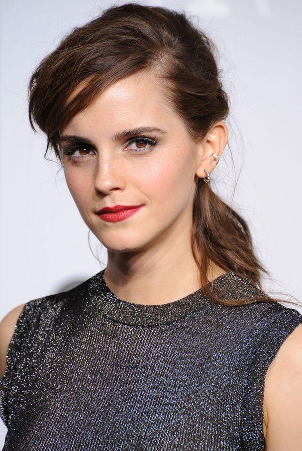 20 astuces make-up à piquer à Emma Watson