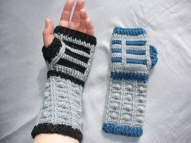 how to make a stun glove instructions