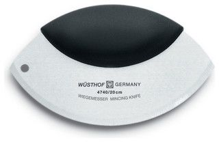 "Wusthof 8"" Mincing Knife - contemporary - cutlery - by CutleryAndBeyond"