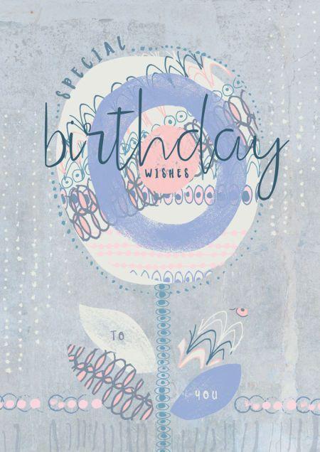 Rebecca Prinn - RP Pastel Flower Birthday Female
