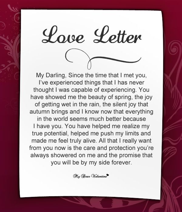 Best 20+ Romantic Love Letters Ideas On Pinterest | Romantic Love