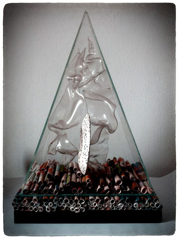 Piramide - Agostino Pantano