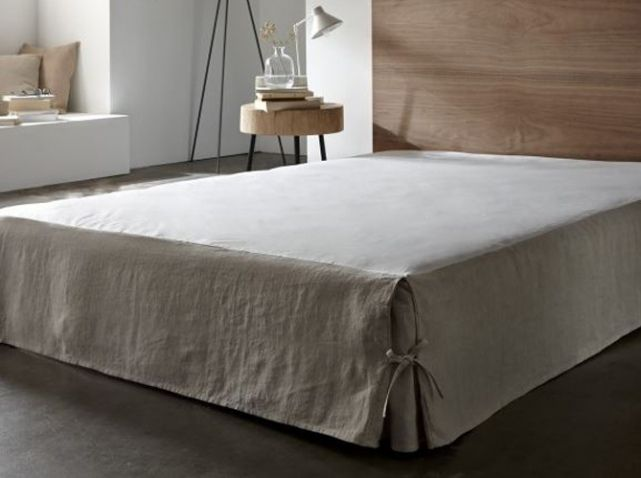 25 best cache sommier ideas on pinterest - Lit sommier matelas 160x200 ...