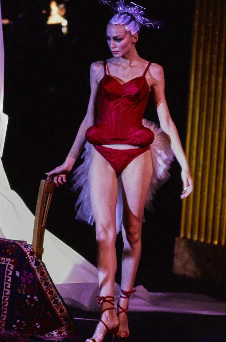 John Galliano Spring 1996 Ready-to-Wear Fashion Show