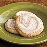 Chai Tea Eggnog Cookies Recipe | MyRecipes.com