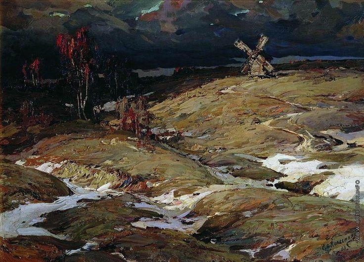 kolesnikov_63 - Степан Колесников - Terra Incognita. Сайт Рэдрика