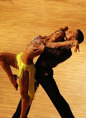 learn how to latin dance