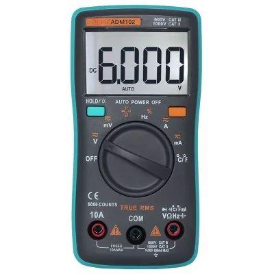 <b>ZT102</b> - $8.99 (coupon: GBanniversary037) <b>Digital Multimeter</b> Big ...