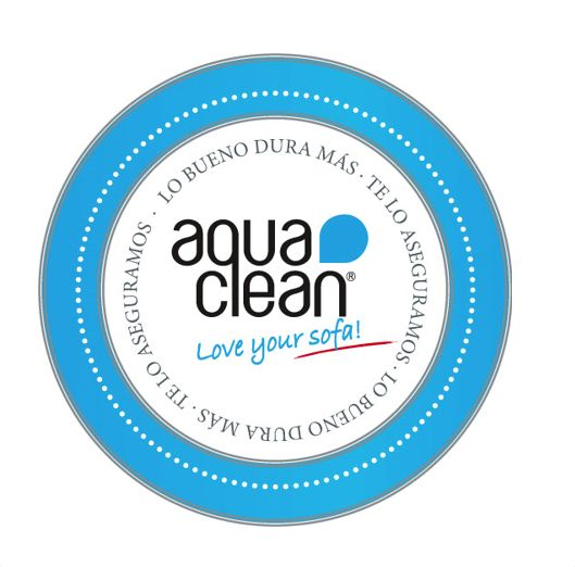 Logo Aquaclean manchas sofa