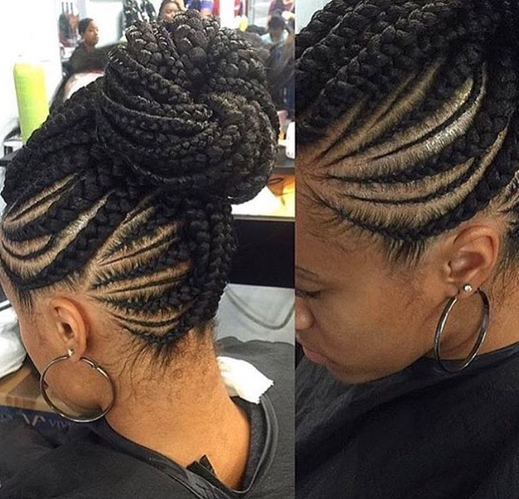 Nice braid work by @narahairbraiding  Read the article here - http://www.blackhairinformation.com/hairstyle-gallery/nice-braid-work-narahairbraiding/
