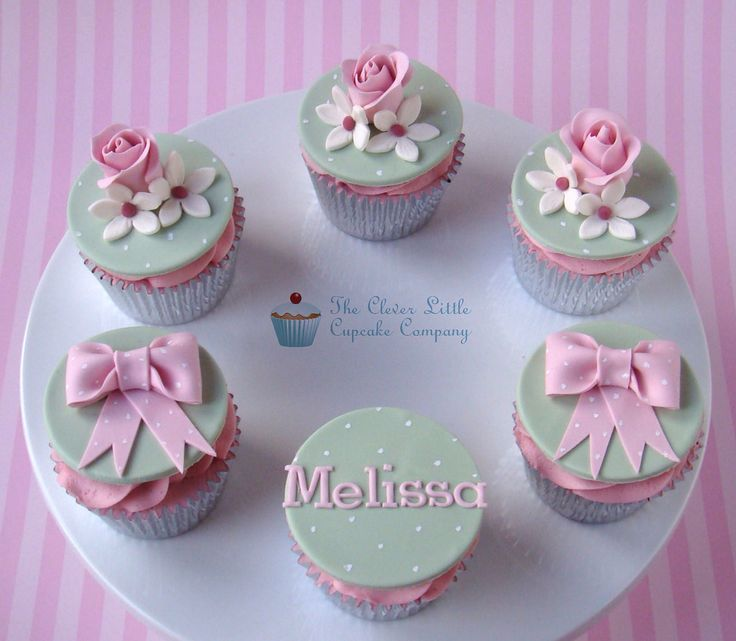 Birthday Cupcakes   von The Clever Little Cupcake Company
