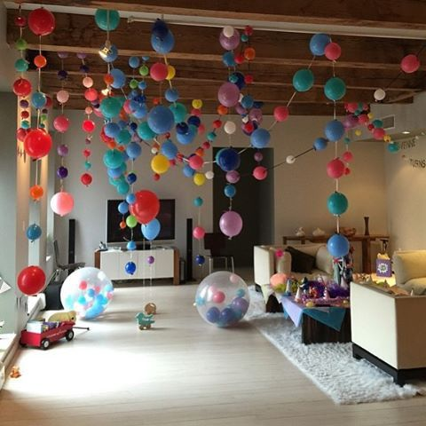 Exceptional Balloon Decorations Without Helium 1000 Images About Balloons Without.  Download