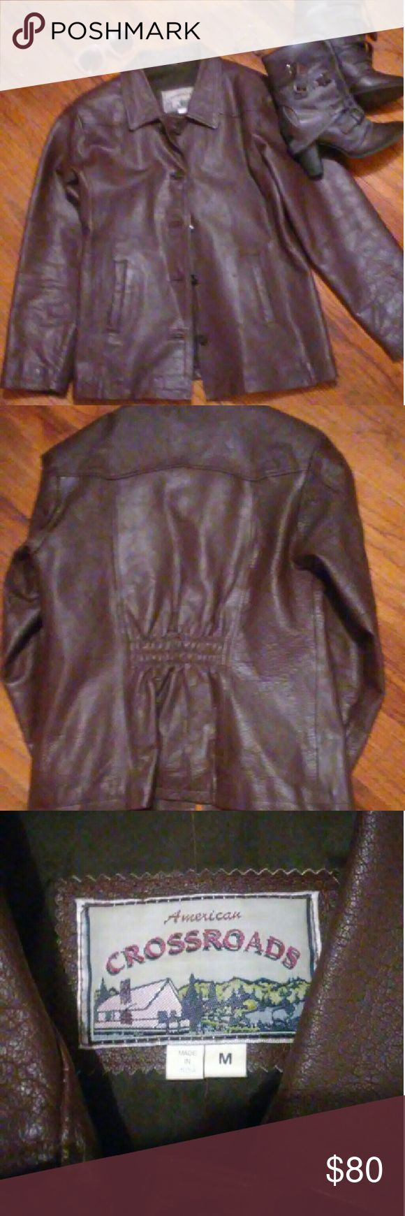 1000  ideas about Brown Leather Jackets on Pinterest | Leather