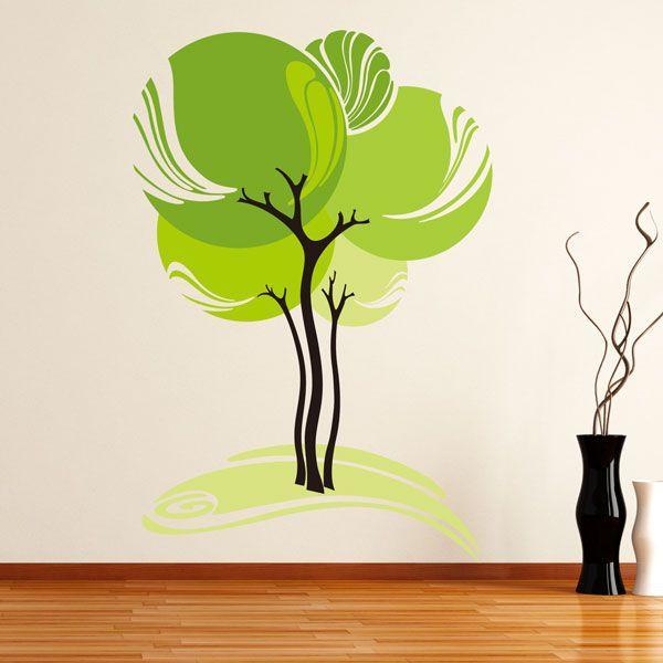 Αφηρημένο δέντρο, αυτοκόλλητο τοίχου,19,96 €,http://www.stickit.gr/index.php?id_product=2728&controller=product
