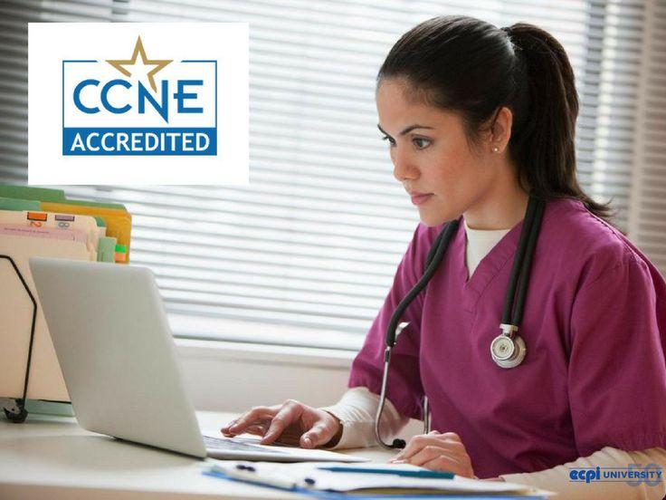 Master of Science in Nursing Program at ECPI University