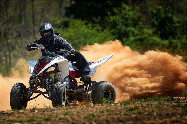 2018 Yamaha Raptor 700R SE Sport ATV
