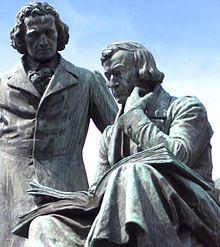 Brüder Grimm Denkmal in Hanau – Wikipedia