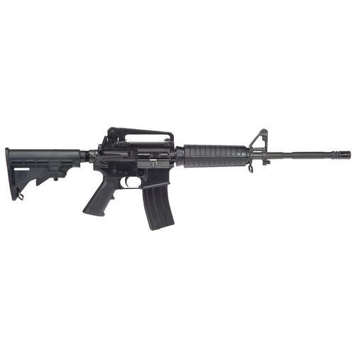 Bushmaster M4 Type 5.56mm NATO/.223 Remington Patrolman's Carbine | Academy