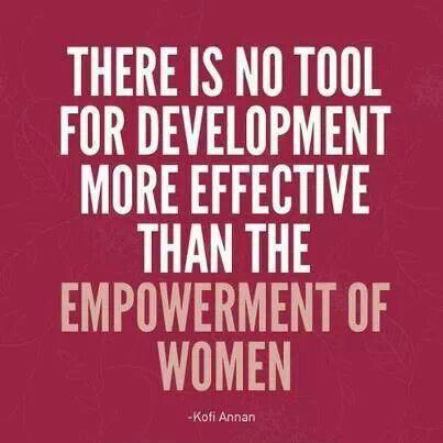 Women empowerment essays quotations media