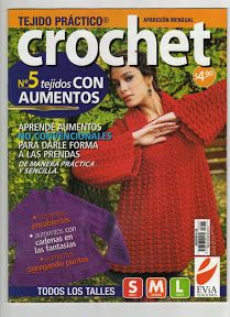 Crochet Tejidos con Aumento Evia - Alejandra Tejedora - Picasa Web Albums