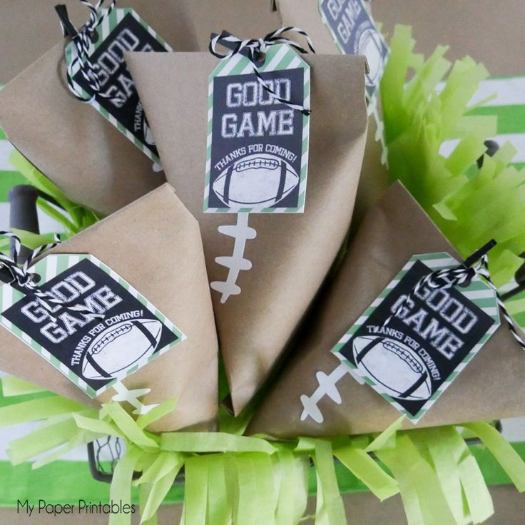 Motivational Quotes For Sports Teams: The 25+ Best Football Treat Bags Ideas On Pinterest