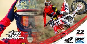 Chad Reed owner-rider of two two Motorsports