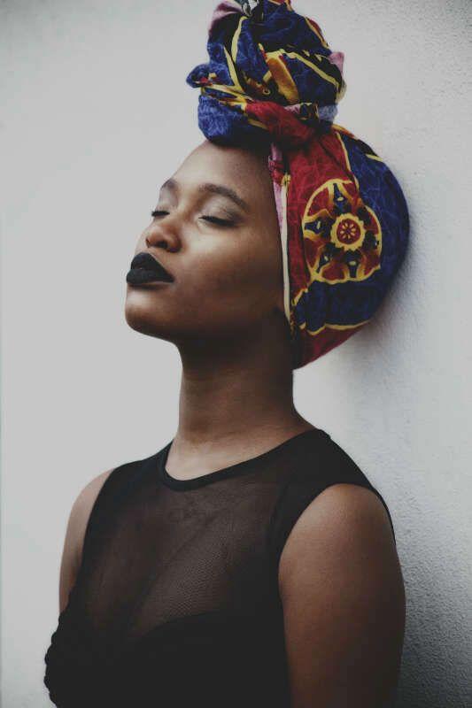 fearlessknowledge:  lovejonesjazzsoul:  yess headwrap!  Wrap it up Wednesday