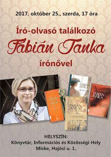 Adri könyvmoly könyvei: Fábián Janka író-olvasó találkozó