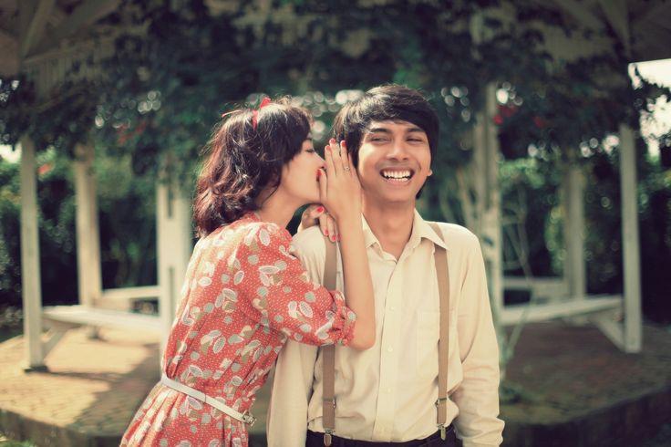 Baby I Love You. Vintage Pre-wedding by Fatyas.
