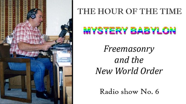 William (Bill) Cooper - The Hour of the Time - Freemasonry and the New W...