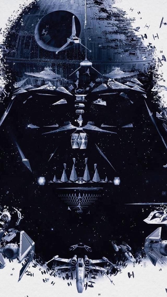 Most Badass Wallpaper | iLeojon : I just found the most badass Star Wars iPhone 5 wallpaper ...