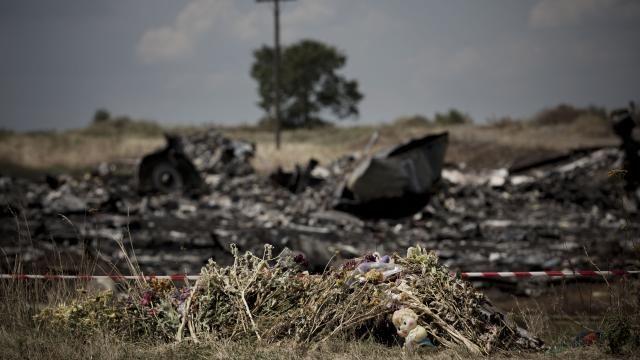 De MH17-memo aan het kabinet van de Nederlandse diplomate over de aanwezigheid van zware luchtdoelraketten in oost-Oekraïne is pas met de Onderzoeksraad voor de veiligheid gedeeld nadat media over het bestaan ervan berichtte.