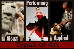 Different Forms of Art