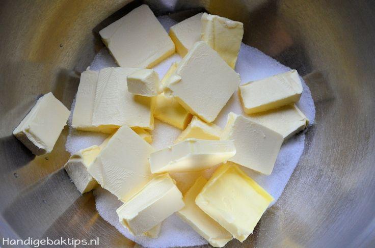 Handige tips om ingrediënten als boter en eieren snel op kamertemperatuur te krijgen!