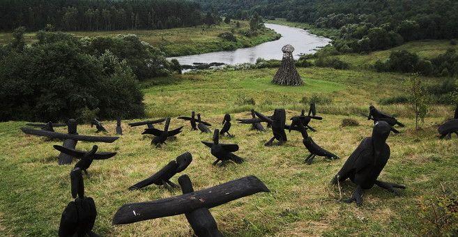 Никола-Ленивец (арт-парк) - Поиск в Google