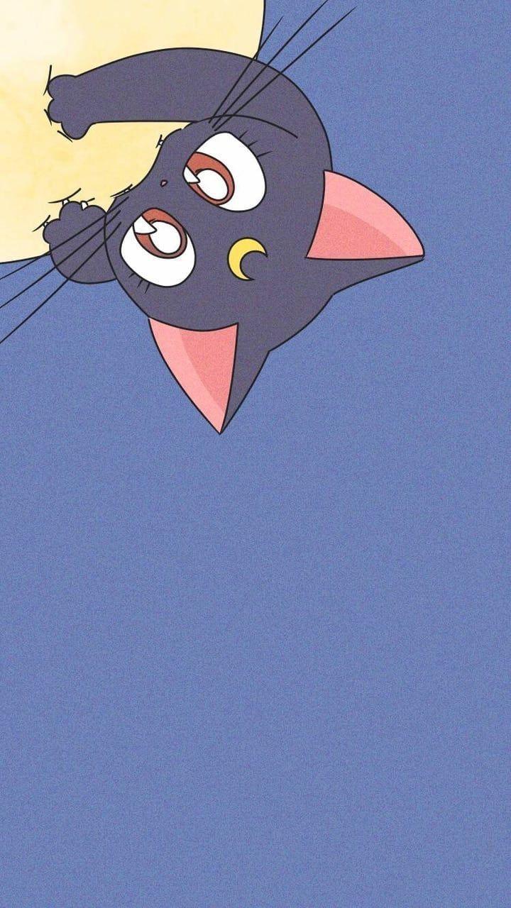 Pin By Asia Daglio On Art Anime Manga Sailor Moon Cat Cute Cartoon Wallpapers Sailor Moon Wallpaper