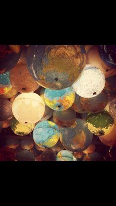 Travel, worldglobes