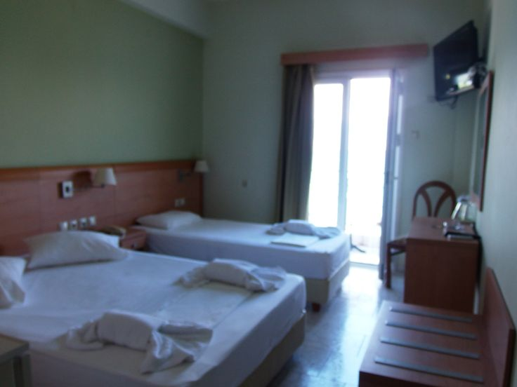@plazhotel Room for 3 person - sea side view- #Selianitika