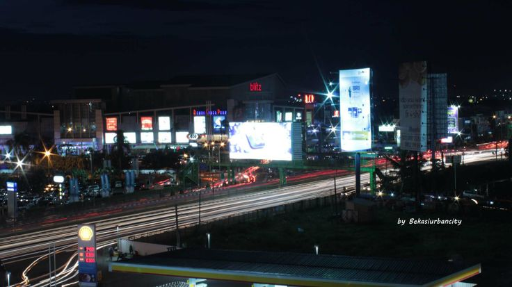 Bekasi in the night #ilovebekasi