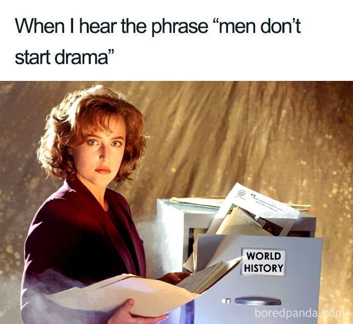 Feminist Memes Feminism Funny Relatable Memes Feminist