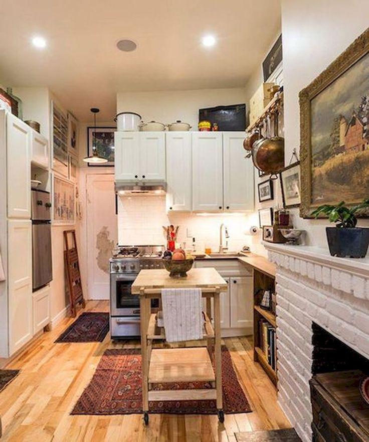 Diy couple apartment decorating ideas (36)