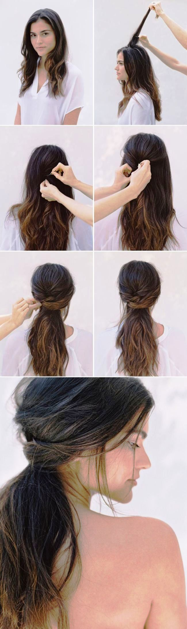 Party Hairstyles Interesting 237 Best Party Hairstyles For Girl Images On Pinterest  Hairstyle