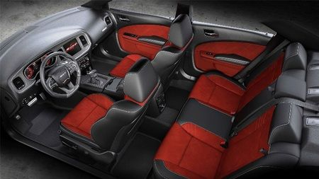 2017 Dodge Charger - interior 1