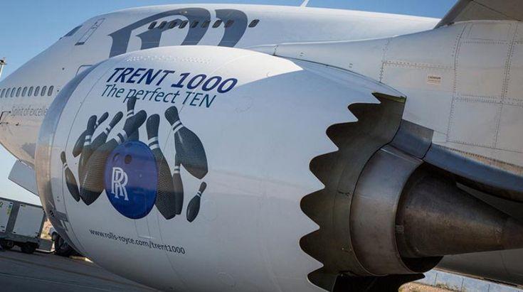 Rolls-Royce Trent 1000 TEN Enters Service