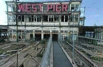 West Pier, Brighton UK - Spring 2002